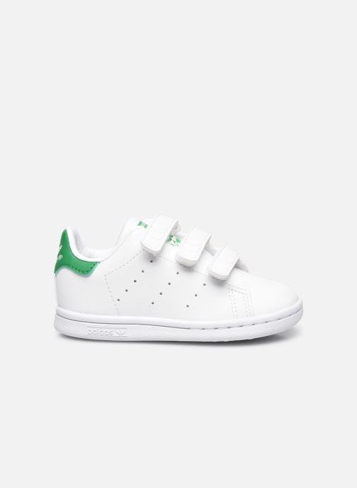 Baskets adidas originals Stan Smith Cf I eco-responsable Blanc vue derrière