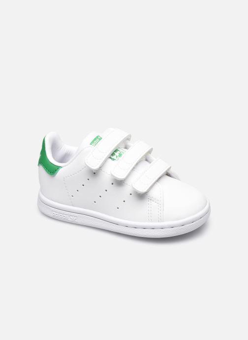 Baskets adidas originals Stan Smith Cf I eco-responsable Blanc vue détail/paire