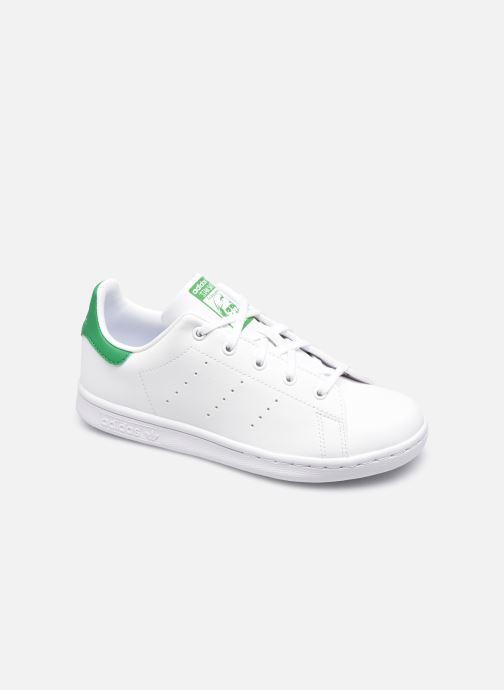 Baskets adidas originals Stan Smith C eco-responsable Blanc vue détail/paire