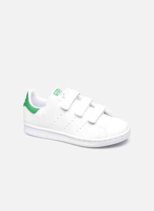 Baskets adidas originals Stan Smith Cf C eco-responsable Blanc vue détail/paire