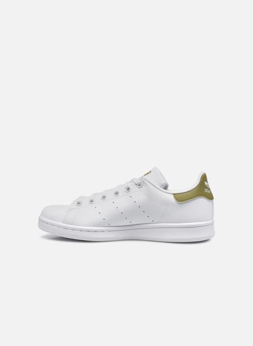Sneakers adidas originals Stan Smith J eco-responsable Wit voorkant