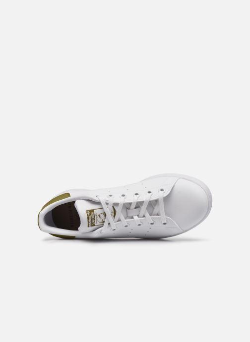 Sneakers adidas originals Stan Smith J eco-responsable Wit links