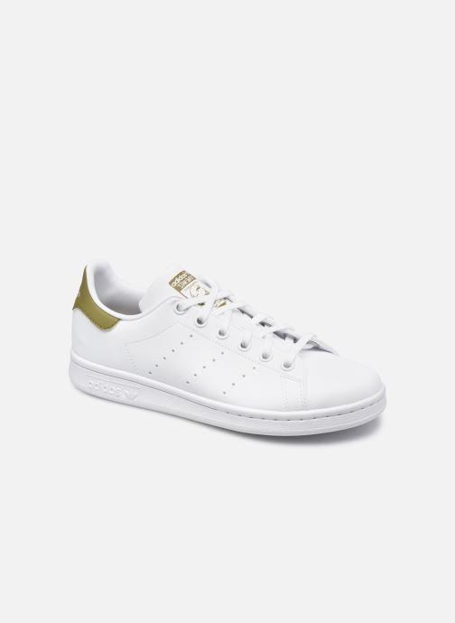 Sneakers adidas originals Stan Smith J eco-responsable Wit detail