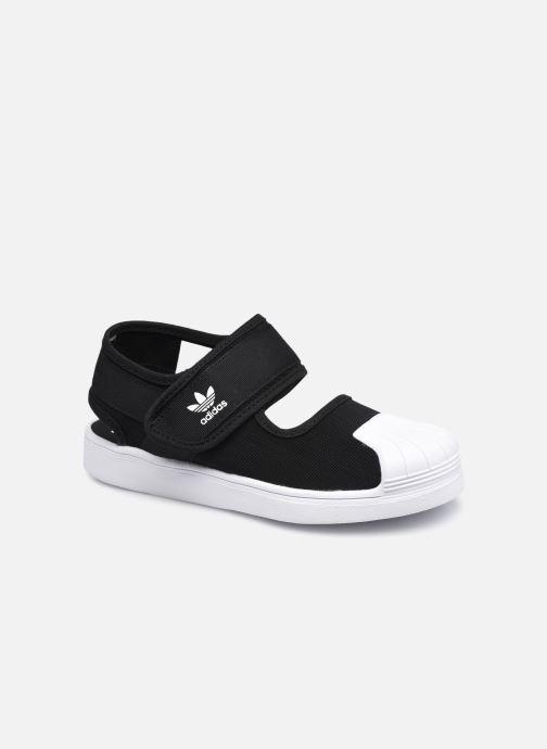 Sneaker adidas originals Superstar 360 Sanda schwarz detaillierte ansicht/modell