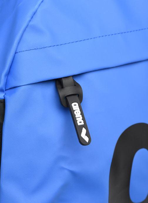 Sacs de sport Arena Team Duffle 40 Big Logo Bleu vue derrière