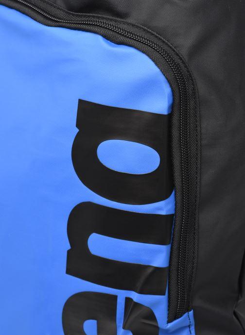 Sacs à dos Arena Team Sack Big Logo Bleu vue gauche