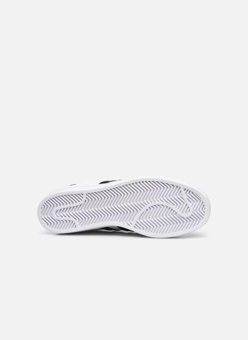 Sneaker adidas originals Superstar Vegan M weiß ansicht von oben