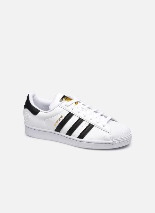 Sneaker adidas originals Superstar Vegan M weiß detaillierte ansicht/modell