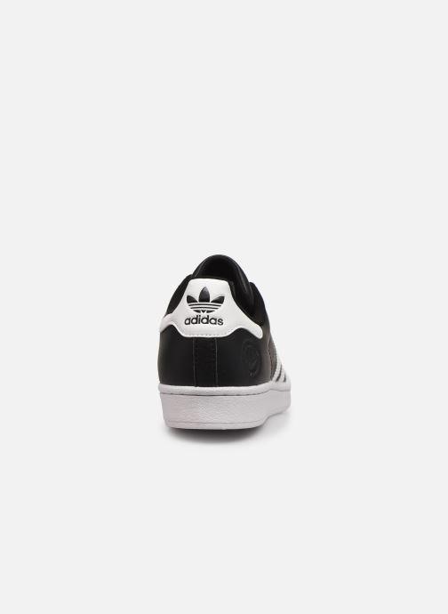 Sneakers adidas originals Superstar Vegan M Nero immagine destra