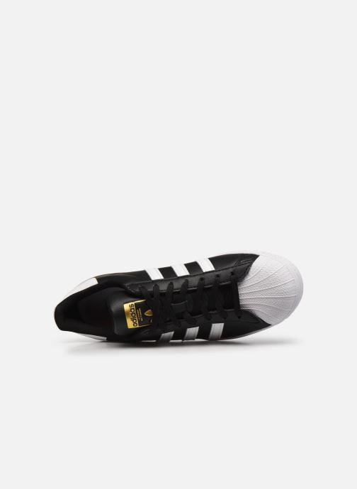 Sneakers adidas originals Superstar Vegan M Nero immagine sinistra