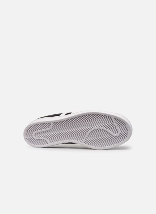 Sneakers adidas originals Superstar Vegan M Nero immagine dall'alto