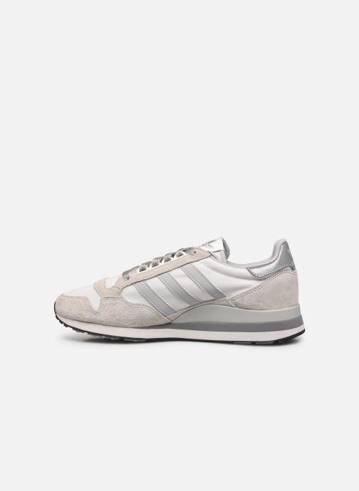 Sneaker adidas originals Zx 500 grau ansicht von vorne