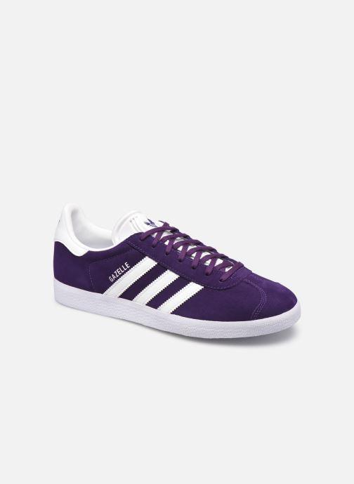 Sneakers adidas originals Gazelle M Blauw detail