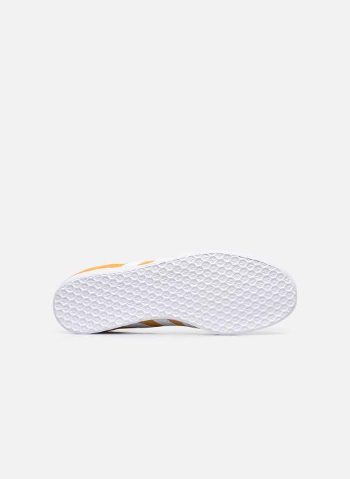 Sneakers adidas originals Gazelle M Giallo immagine dall'alto