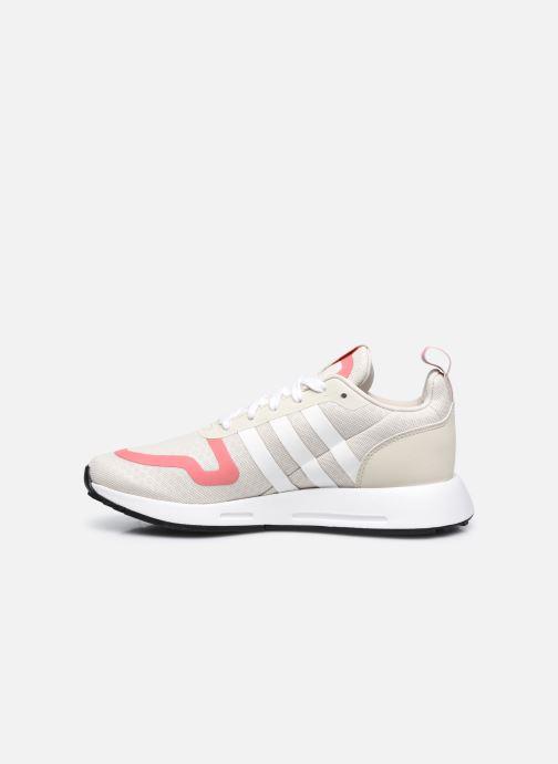 Sneaker adidas originals Smooth Runner W rosa ansicht von vorne