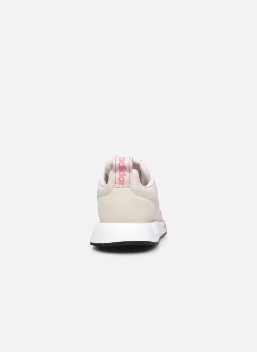 Sneaker adidas originals Smooth Runner W rosa ansicht von rechts