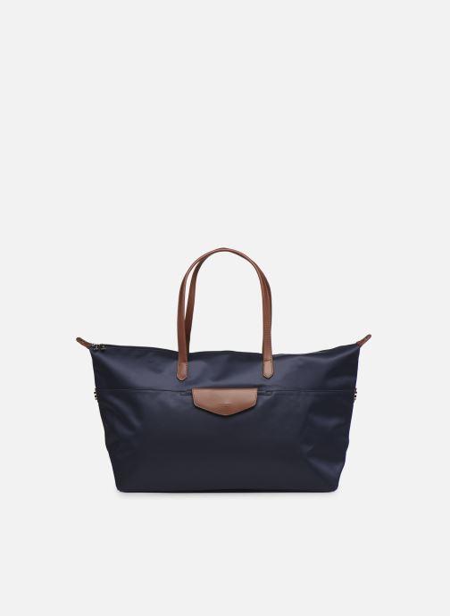 Handtaschen Hexagona POP CABAS WEEK END NYLON blau detaillierte ansicht/modell