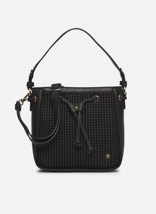 Handtaschen Hexagona ÉCLAT PORTÉ MAIN schwarz detaillierte ansicht/modell