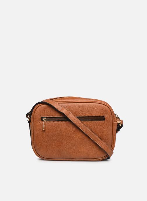 Handtaschen Hexagona ÉCLAT CROSS BODY braun ansicht von vorne
