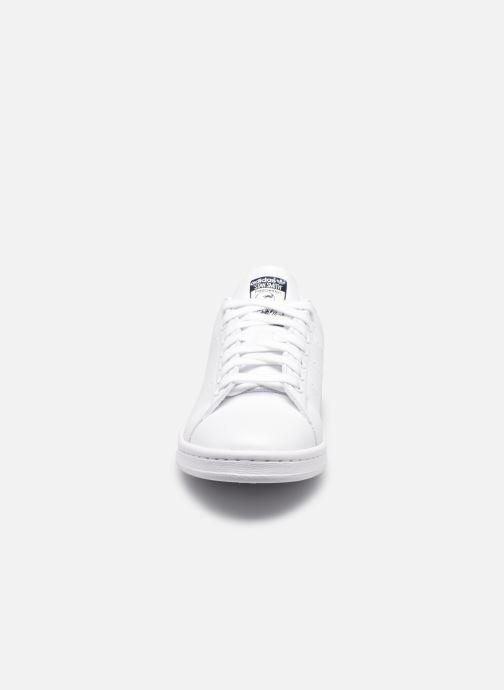 Sneaker adidas originals Stan Smith eco-responsable W weiß schuhe getragen