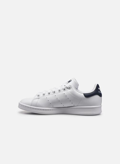 Sneaker adidas originals Stan Smith eco-responsable W weiß ansicht von vorne