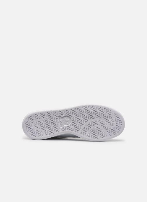 Sneaker adidas originals Stan Smith eco-responsable W weiß ansicht von oben
