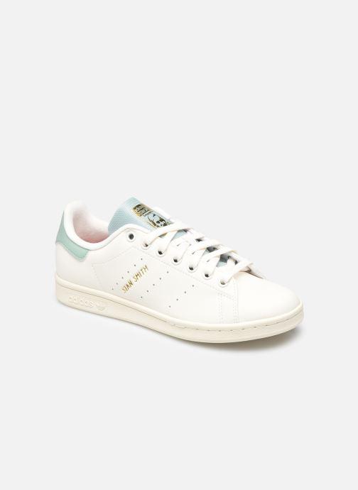 Baskets adidas originals Stan Smith eco-responsable W Blanc vue détail/paire