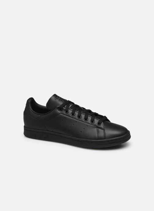 Baskets adidas originals Stan Smith eco-responsable Noir vue détail/paire