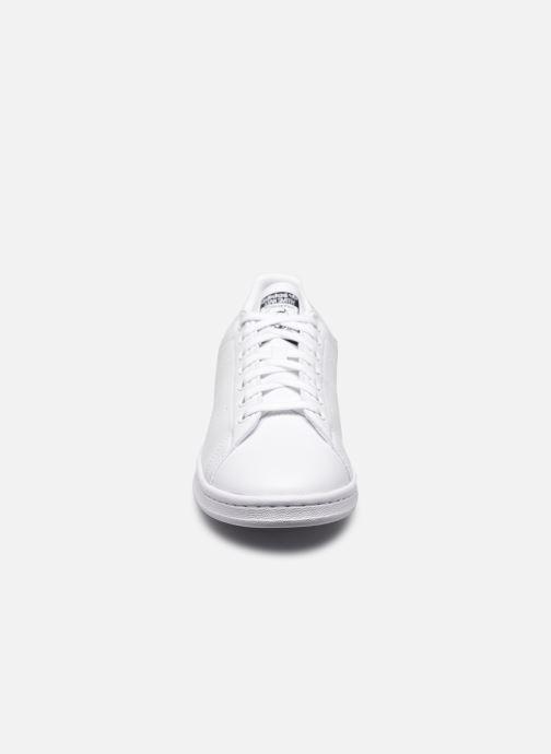 Baskets adidas originals Stan Smith eco-responsable Blanc vue portées chaussures