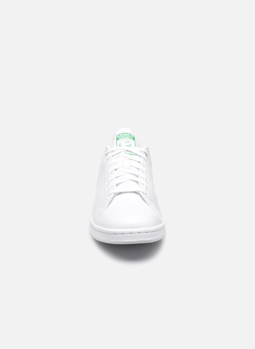 Sneakers adidas originals Stan Smith eco-responsable Bianco modello indossato