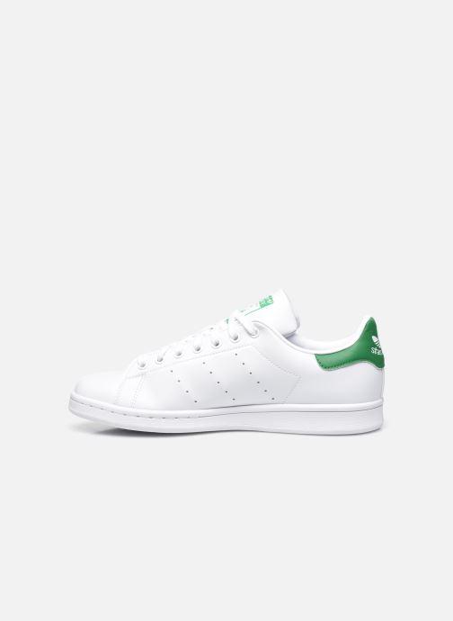 Baskets adidas originals Stan Smith eco-responsable Blanc vue face
