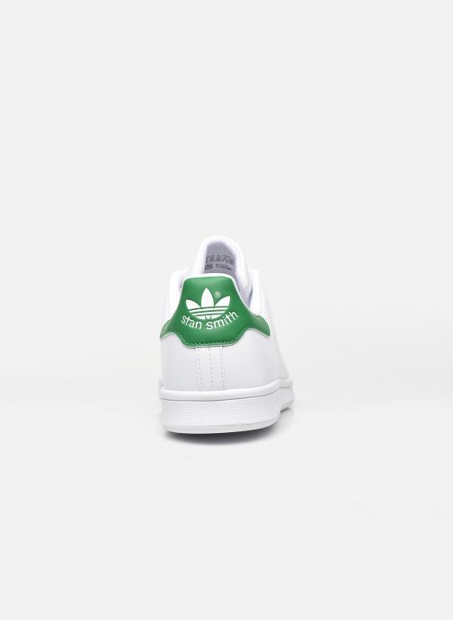 Sneakers adidas originals Stan Smith eco-responsable Bianco immagine destra