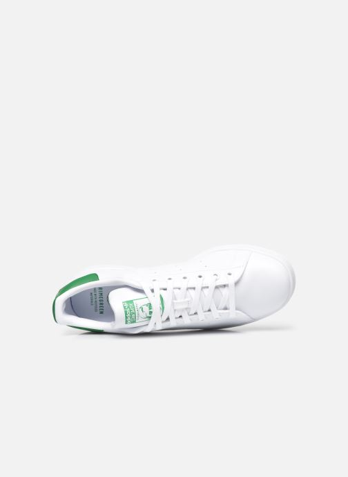 Sneakers adidas originals Stan Smith eco-responsable Bianco immagine sinistra