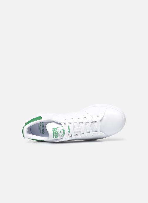 Baskets adidas originals Stan Smith eco-responsable Blanc vue gauche