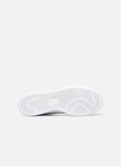 Baskets adidas originals Stan Smith eco-responsable Blanc vue haut