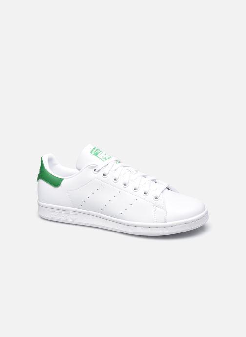 Baskets adidas originals Stan Smith eco-responsable Blanc vue détail/paire