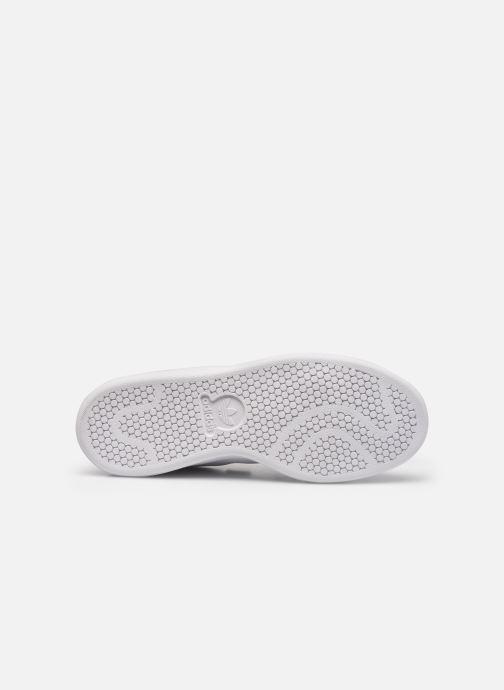 Baskets adidas originals Stan Smith Cf eco-responsable W Blanc vue haut