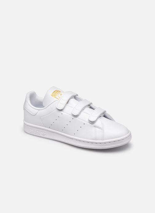 Baskets adidas originals Stan Smith Cf eco-responsable W Blanc vue détail/paire