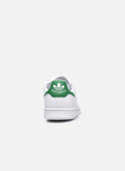 Baskets adidas originals Stan Smith Cf eco-responsable W Blanc vue droite