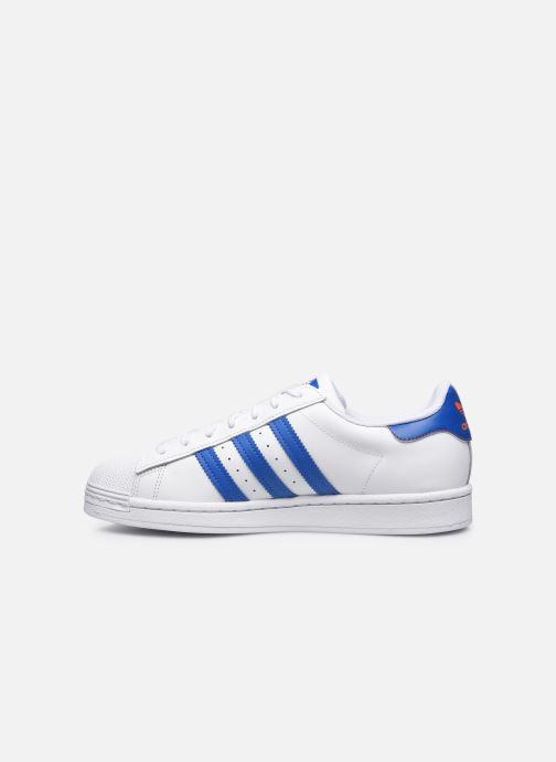 Sneakers adidas originals Superstar M Bianco immagine frontale