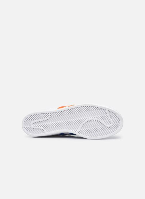 Sneakers adidas originals Superstar M Bianco immagine dall'alto