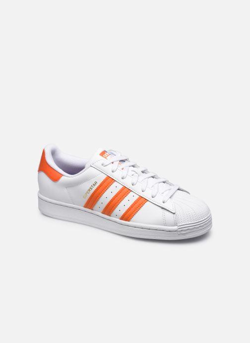 Sneakers adidas originals Superstar M Bianco vedi dettaglio/paio