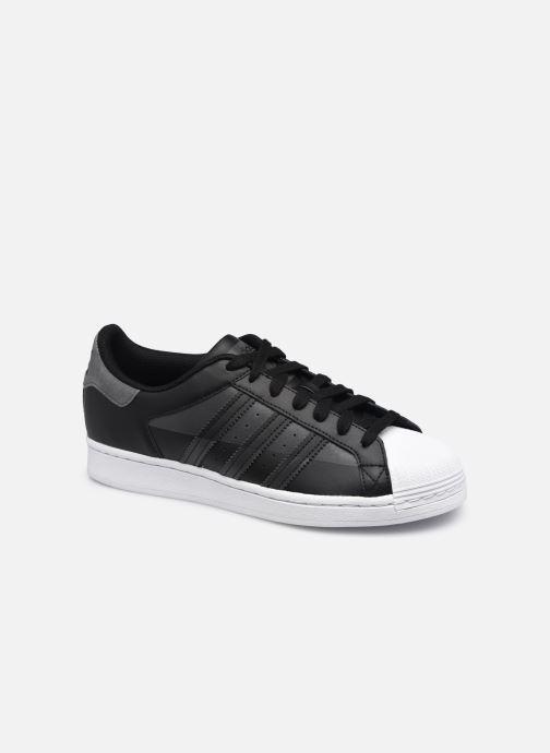 Sneakers adidas originals Superstar M Zwart detail