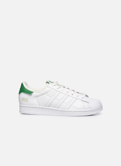 Sneaker adidas originals Superstar M weiß ansicht von hinten