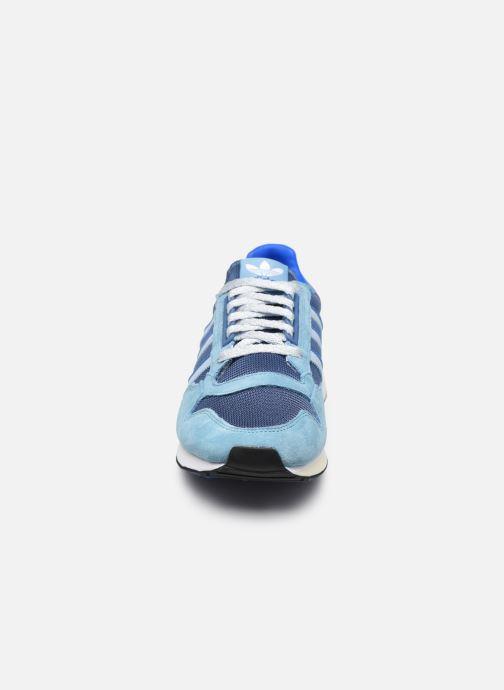 Sneaker adidas originals Zx 500 M blau schuhe getragen