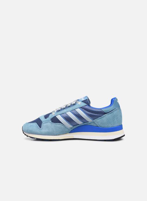 Sneaker adidas originals Zx 500 M blau ansicht von vorne
