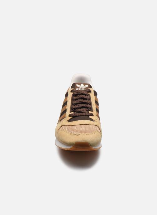 Sneaker adidas originals Zx 500 M beige schuhe getragen