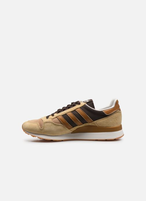 Sneaker adidas originals Zx 500 M beige ansicht von vorne