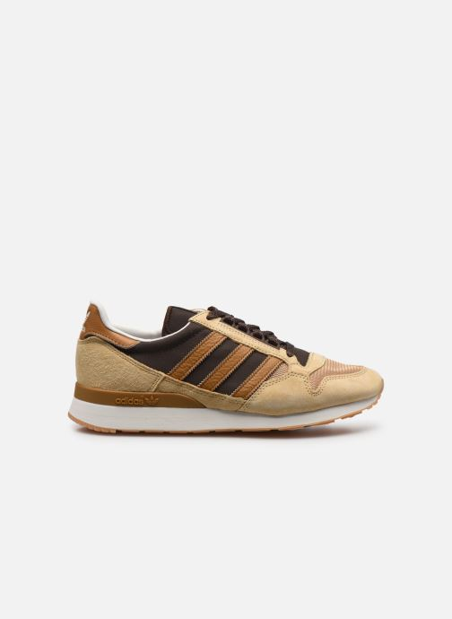 Sneaker adidas originals Zx 500 M beige ansicht von hinten