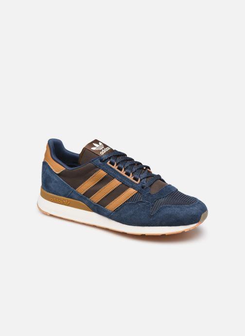 Sneakers adidas originals Zx 500 M Blå detaljeret billede af skoene